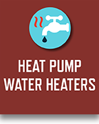 Click to view a brochure on heat pump water heaters