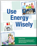 Click to view a brochure on using energy wisely